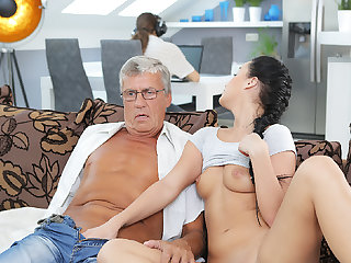 DADDY4K. Erica will never forget hot up making out with dad of...