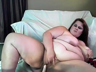 Concentrated Masturbate MY CHUBBY Big Tie the knot
