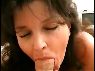 This salacious fat dame knows how to get her man ready with the addition of she fucks a number