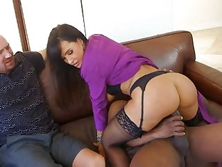 Lisa Ann Interracial Filthy Cuckold Hardcore Porn