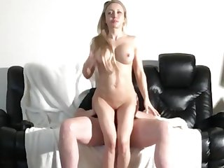 IndyLolita - Riding Cock on the Sofa - trailer