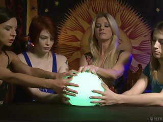 India Summer and Kristen Scott create magic undeviatingly together