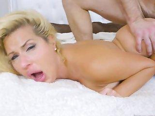 Needy milf tries son's dick in excellent scenes