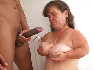 grown up diminutive first bbc interracial lesson