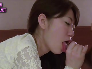 Japanese arousing wife on cam 2 - japanese