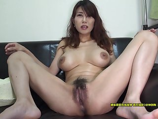 Japanese MILF fucked until she orgasms multiple times