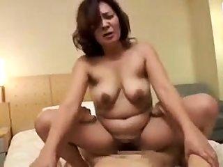 AzHotPorn com Hardcore BBW Asian Grown up woman