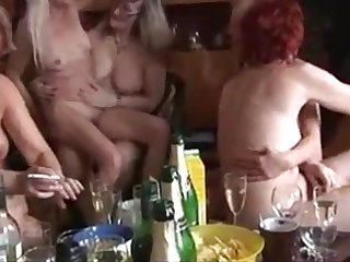 Mature and Young Gender Forever Other in a Swinger Party