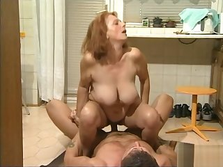 Astonishing porn instalment Red Head exotic , take a look