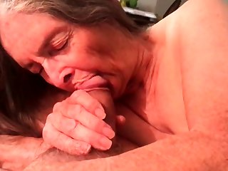 Grandma loves their way vibrators