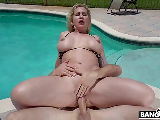 Ryan Conner Gets a Creampie by The Come together