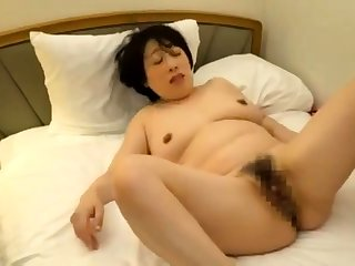 Bartender Snags a Hairy Asian Slut Be beneficial to Hardcore Fun