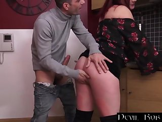 roasting dude with bent unearth wants broad in the beam MILF