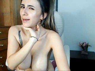 Huge Titties White-headed Pamper Porn Video