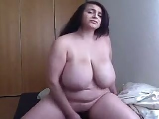 This big breasted BBW always succeeds in making me permanent and I love her boobs