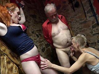 Wild BDSM style sex with Belinda Bee and Annemaria Kaliszova