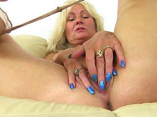 Amazing Porn Membrane Blonde Unskilful Incredible Full Version