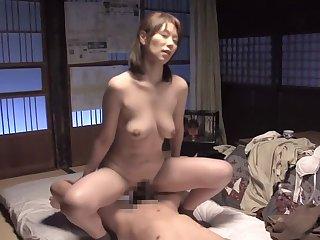 Hottest Japanese whore in Fabulous Mature JAV movie