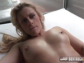 Public sex with Czech MILF Brittany Bardot