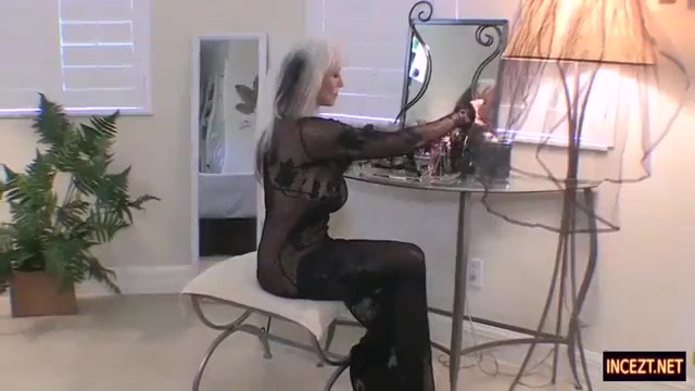 German mommy arranged a connubial night with her own sonnie. Real ooze ass fucking blow-job