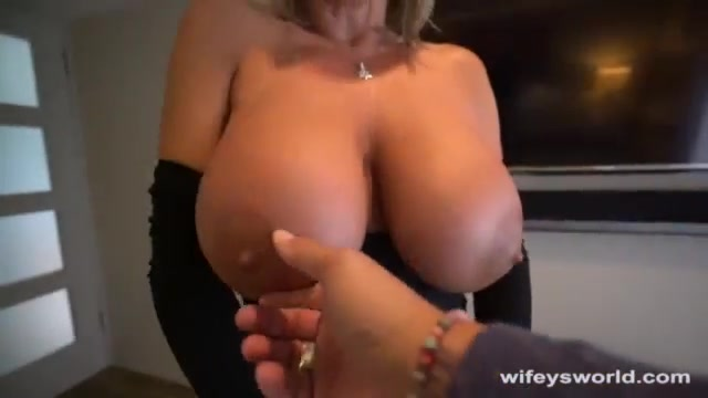 Her Boobs Juggle with the addition of She Guzzles Every Glob